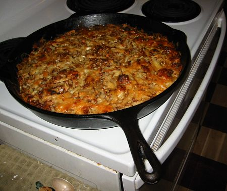 Potato Sausage Casserole: Embracing My Inner American Breakfast - Tall ...