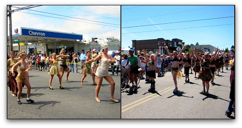 strawberry festival dancing in the streets Vashon Strawberry Festival: Whats Not to Love?