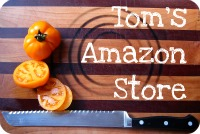 tomatoes knife on cutting board