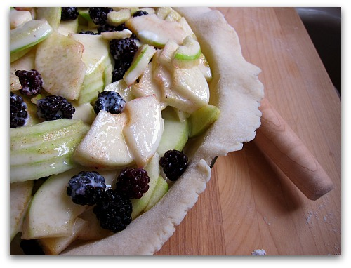 apple blackberry sour cream pie Brambles Gone Wild: How to Remove Blackberries