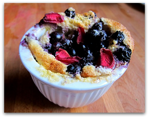 rhubarb cake pudding in a cup Heritage Recipe: Rhubarb Berry Cake Pudding